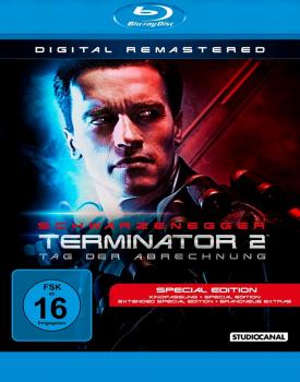 Terminator 2 - Tag der Abrechnung, Special Edition / Digital Remastered (Blu-ray)