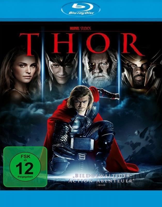 Marvel: Thor 1 (Blu-ray)