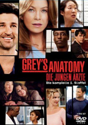 Greys Anatomy - Die komplette 1. Staffel (2-DVD)