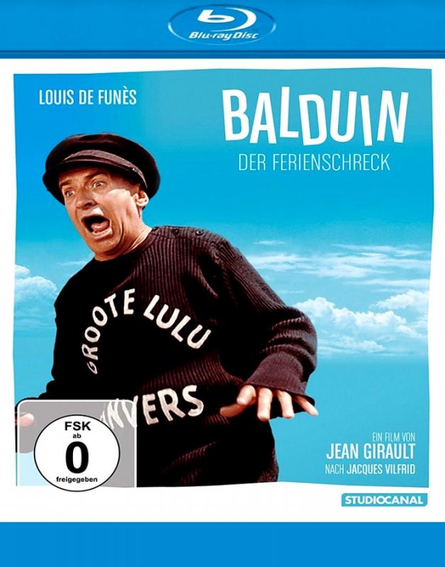 Balduin, der Ferienschreck - Louis de Funès (Blu-ray)
