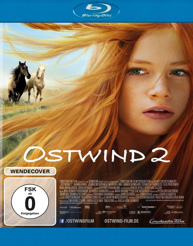 Ostwind 2 (Blu-ray)