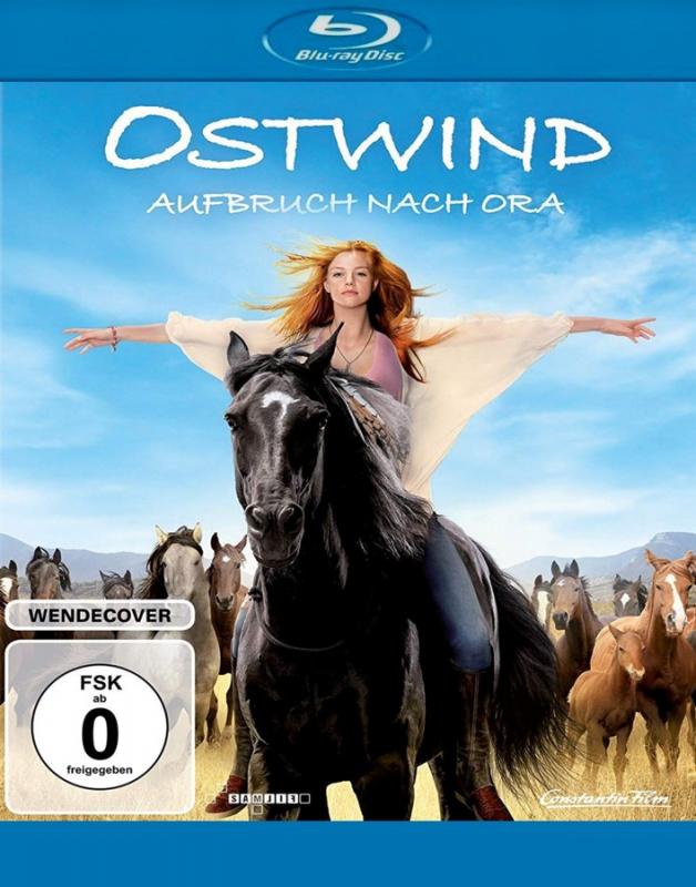 Ostwind 3 - Aufbruch nach Ora (Blu-ray)