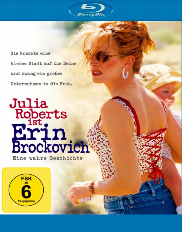 Erin Brockovich (Blu-ray)