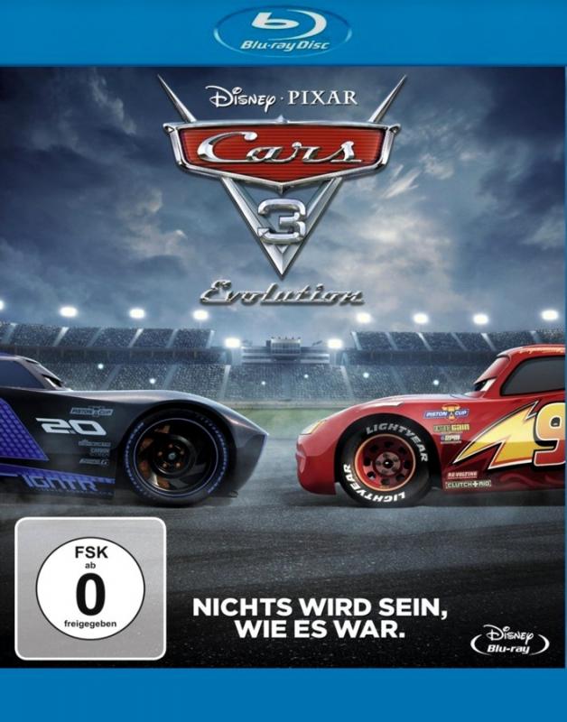 Cars 3 - Evolution (Blu-ray)