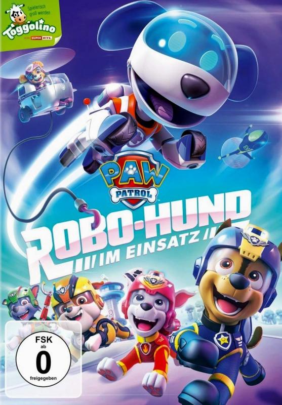 Paw Patrol: Robo-Hund im Einsatz - Volume 22 (DVD)