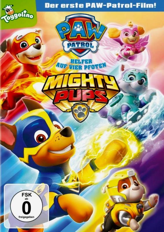Paw Patrol: Mighty Pups - Volume 24 (DVD)