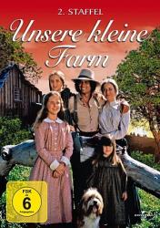 Unsere kleine Farm - Die komplette 2. Staffel (6-DVD)