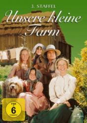 Unsere kleine Farm - Die komplette 3. Staffel (6-DVD)