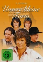 Unsere kleine Farm - Die komplette 5. Staffel (6-DVD)