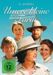 Unsere kleine Farm - Die komplette 6. Staffel (6-DVD)