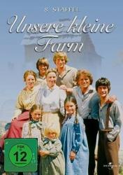Unsere kleine Farm - Die komplette 8. Staffel (6-DVD)