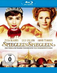 Spieglein Spieglein - Die wirklich wahre Geschichte von Schneewittchen (Blu-ray)