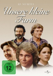 Unsere kleine Farm - Die komplette 10. Staffel (3-DVD)