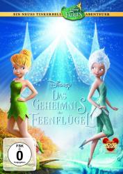 Tinkerbell 4 - Das Geheimnis der Feenflügel (DVD)