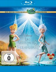 Tinkerbell 4 - Das Geheimnis der Feenflügel (Blu-ray)