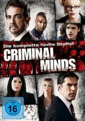 Criminal Minds - Die komplette 5. Staffel (6-DVD)