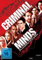 Criminal Minds - Die komplette 4. Staffel (7-DVD)