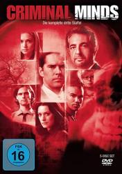 Criminal Minds - Die komplette 3. Staffel (5-DVD)