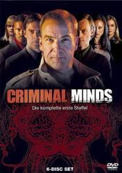 Criminal Minds - Die komplette 1. Staffel (6-DVD)