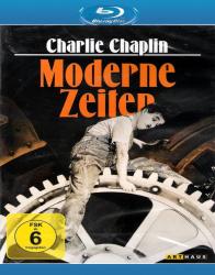 Charlie Chaplin - Moderne Zeiten (Blu-ray)