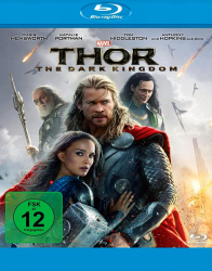 Marvel. Thor 2 - The Dark Kingdom (Blu-ray)