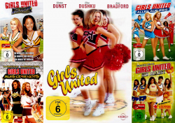Girls United 1 + 2 + 3 + 4 + 5 Collection (5-DVD)