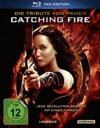 Die Tribute von Panem 2 - Catching Fire (2-Blu-ray) Fan Edition
