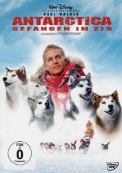 Antarctica - Gefangen im Eis (DVD)