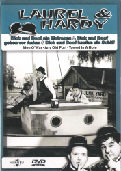 Laurel & Hardy: Als Matrosen & ...gehen vor Anker... (DVD)