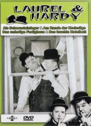 Laurel & Hardy: Als Schornsteinfeger & Im Sägewerk... (DVD)