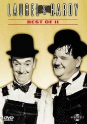 Laurel & Hardy - Best of II (DVD)