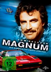 Magnum - Die komplette 1. Staffel (6-DVD)