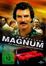 Magnum - Die komplette 2. Staffel (6-DVD)