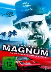 Magnum - Die komplette 3. Staffel (6-DVD)