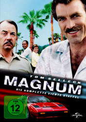 Magnum - Die komplette 4. Staffel (6-DVD)