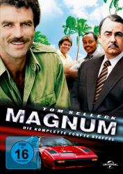 Magnum - Die komplette 5. Staffel (6-DVD)