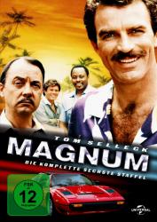 Magnum - Die komplette 6. Staffel (5-DVD)