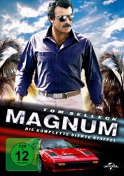 Magnum - Die komplette 7. Staffel (6-DVD)