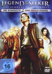 Legend of the Seeker - Die komplette 2. Staffel (6-DVD)