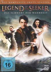 Legend of the Seeker - Die komplette 1. Staffel (6-DVD)