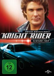 Knight Rider - Die komplette 2. Staffel (6-DVD)