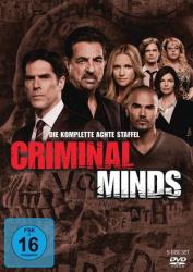 Criminal Minds - Die komplette 8. Staffel (5-DVD)
