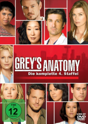 Greys Anatomy - Die komplette 4. Staffel (5-DVD)