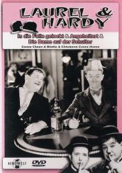 Laurel & Hardy - In die Falle gelockt & Angeheitert & Die Dame a