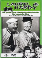 Laurel & Hardy - Der große Fang & Selige Campingfreuden & Die be