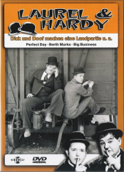Laurel & Hardy - Dick und Doof machen eine Landpartie (DVD)