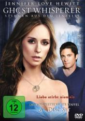 Ghost Whisperer - Die komplette 4. Staffel (6-DVD)