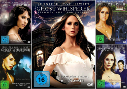 Ghost Whisperer - Die komplette 1. - 5. Staffel (29-DVD)