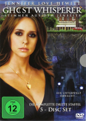 Ghost Whisperer - Die komplette 1. - 5. Staffel (29-DVD)