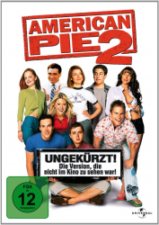 American Pie 2 - Ungekürzt! (DVD)